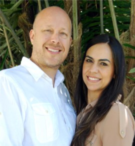 Pastor Mark Chase and Jana Chase